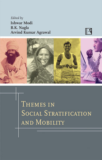 rawat books themes in social stratification and mobility essays in honour of prof k l sharma